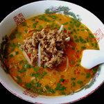 一龍 - タンタン麺¥700/一龍(御殿場)
