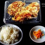 一龍 - タンタン麺プラスセット品¥780