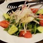 焼肉 有牛 - 韓国メリメロサラダ