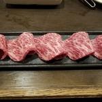 焼肉 有牛 - 有牛上いちぼ