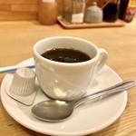 103753458 - 食後にコーヒーかお茶がつきます
