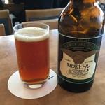茶寮いの上 - 鎌倉ビール・月