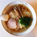 鎌倉赤坂飯店 - 1 ラーメン