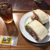 サンドイッチファクトリー・オー・シー・エム - 料理写真:オリジナル+チキンとウーロン茶