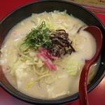 麺将軍 - 料理写真: