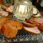 赤羽HAZE - 燻製肉盛り合わせ