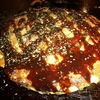 お好み鉄板焼れお - 料理写真:お好み焼きの定番「ブタ玉」 600円