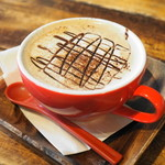 CAFEオヤジ - カフェモカ
