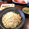 宗庵 - 料理写真:宗庵鰹つけ麺 全部のせ(1,180円)