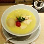 103762814 - 鶏白湯SOBA950円+味玉サービス