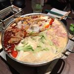 台灣食堂 - ぐつぐつ