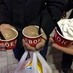 IDEBOK - 料理写真:チョコレートアイスクリーム・ジャージーソフト