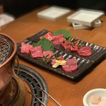 松阪牛炭火焼肉 東海亭 -
