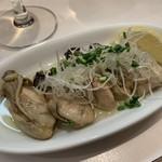 ポポンペット・ラスール - 牡蠣のマリネ
