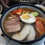 焼肉ソウル - 料理写真:〆の冷麺♪