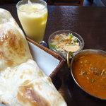 ヒマール キッチン - 私の好きなマトンカレー
