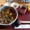 亀次郎 - 料理写真:山菜肉そば