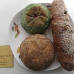 ブレ・ジャン - 料理写真:今回購入したパンたち