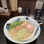 103772949 - 鷄そば 麺硬め