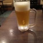 友来 - ドリンク写真:生ビール