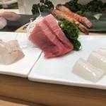 築地寿司清 - お刺身