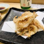 築地寿司清 - 揚げ物