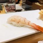 築地寿司清 - 赤海老