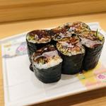 築地寿司清 - ウナキュウ