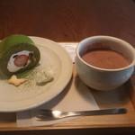 カフェ マナ - 料理写真:今回食べたもの