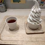 磯沼牧場 - ソフトクリームミルク~☆