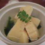 西麻布 日本料理「利久。」 -