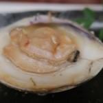 西麻布 日本料理「利久。」 - 焼き蛤