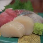 西麻布 日本料理「利久。」 - お造り3種