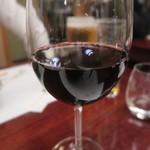 西麻布 日本料理「利久。」 - 赤ワインも~