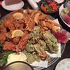 やまとや惣吉 - 料理写真:揚げ物盛