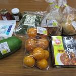 湯の華市場 - 料理写真: