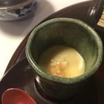 草津温泉 望雲 - このこの茶碗蒸し このこ...?