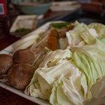 奥山 山の家 - 奥山 山の家 豚三枚肉
