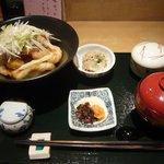活イカ料理 いっか - いっか天丼定食