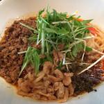 タンタンタイガー - 料理写真:汁なし担々麺¥850