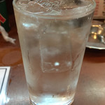 まる福 - クエン酸サワー グラス¥300