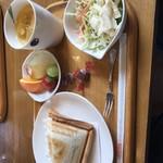 喫茶 野乃花 - 料理写真: