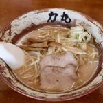 味噌ラーメン 力丸 - 料理写真:味噌ラーメン