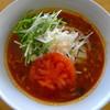 レストラン AQUA - 料理写真:特製トマトラーメン
