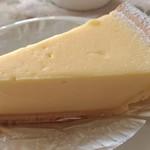 成城アルプス - ホワイトデーのチーズケーキ