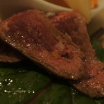れざん - 鴨のカルパッチョ