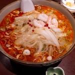 胡椒饅頭PAOPAO - サンラーこしょう麺