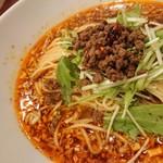 中華ダイニングワクス - 黒酢サンラー麺