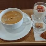 cafe ∞ - コーヒー、デザート