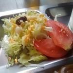 ミカサ カフェ - 野菜サラダ